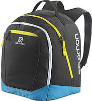 Рюкзак для ботинок Salomon original gear backpack bk/cyan (MD)