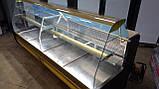 Витрина кондитерская Jordao 2.8 м. бу, кондитерский прилавок б у, фото 3