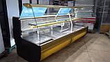 Витрина кондитерская Jordao 2.8 м. бу, кондитерский прилавок б у, фото 7