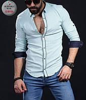 Качественная мужская рубашка от производителя, фото 1