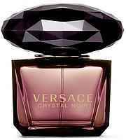 Оригинальные женские духи Versace Crystal Noir 90ml edp (чарующий, гипнотический, роскошный, сексуальный)