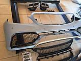 Рестайлинг обвес AMG на Mercedes E-Class W212, фото 3