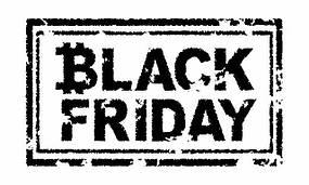 Чёрная Пятница с 22 по 26 ноября самые низкие цены в году