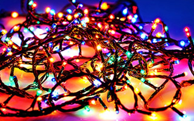 Гирлянды новогодние