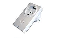 Радиоадаптер для розетки Z-Wave со счетчиком электроэнергии — ZME_064374