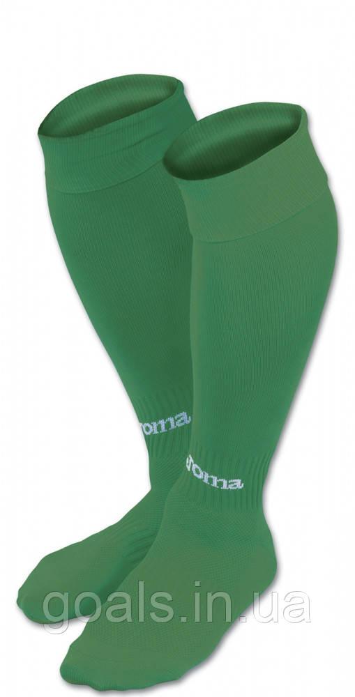 Гетры футбольные CLASSIC II Зеленые