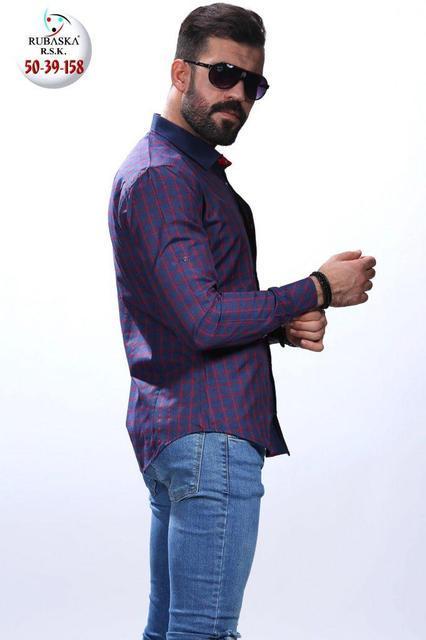 Стильная мужская рубашка оптом и в розницу