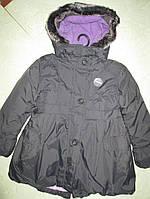 Демисезонная куртка -пальто на девочку 4-5 лет   Англия