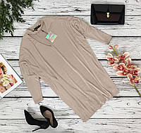 Блестящая блуза-оверсайз Missguided с вырезом и спущенным плечом  DR47109