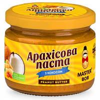 """Арахисовая паста """"Мастер Боб"""" с кокосом"""