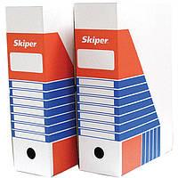 Бокс для архивации документов SKIPER SK-2782, 10 см, 10х24х35.5 см