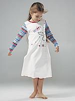 Ночная рубашка для девочки ТМ Смил 2 - 6 лет арт. 104362