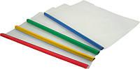 Папка-скоросшиватель А4 Axent 1416 пластиковая с планкой-прижимом, 6 мм