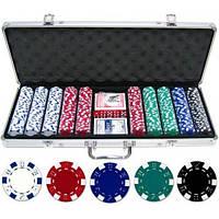 Набор для покера 500n