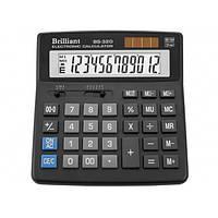 Калькулятор 12 разрядный Brilliant BS-320