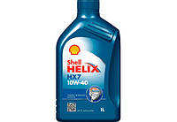 Моторное масло SHELL Helix H 10W-40 1л