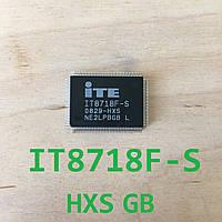 Микросхема IT8718F-S HXS GB