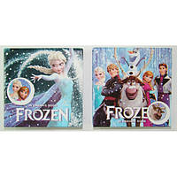 """Бумага для заметок в ламинированной картонной обложке Frozen """"Холодное сердце """", 70 листов"""