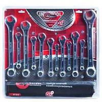 Набор комбинированных ключей XT-1512
