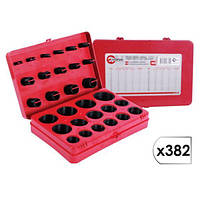 Комплект резиновых сальников 382 ед. AT-5382