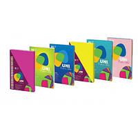 Бумага цветная А4 Uni Color (80 г/кв.м.) 100 лис., неоновый зеленый