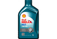 Моторное масло SHELL Helix H 5W-40 1л