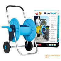 Тележка для шланга ALUPLUS (Cellfast) 60 метров 1/2 55-260