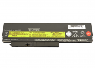 Батарея для ноутбука Lenovo (ThikPad: X220, X220i, X220s, X230) 14.8V/1.95Ah