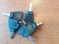 Ключ Замка зажигания JCB 3CX, 4CX