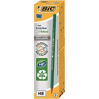 Карандаш графитовый пластиковый Bic ECOlutions Evolution без ластика