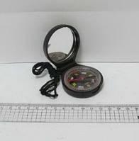 Компас сувенирный на шнурке с зеркалом, пластиковый