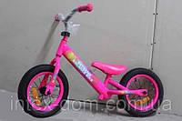 Беговел Extreme Balance Bike (розовый) BB003