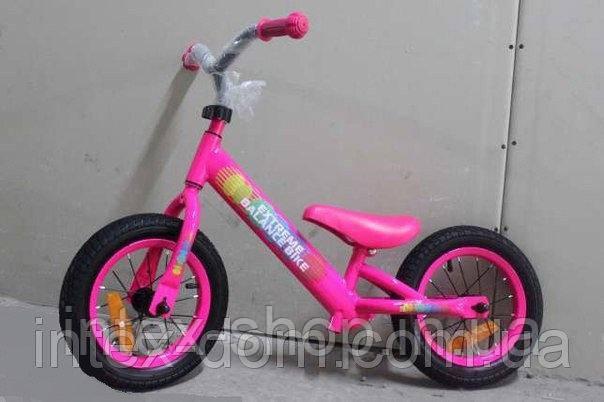 Беговел Extreme Balance Bike (розовый) BB003, фото 2