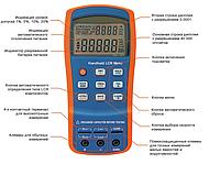TH2822A Измеритель RLC,  Тест частотой до 10 кГц