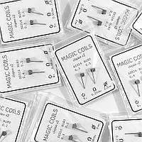 Готовые спирали - MAGIC COILS Fused Clapton