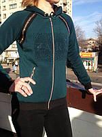 Зимний тёплый спортивный костюм ZARA  трикотаж 3 нитка + начёс