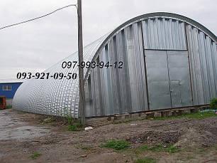 Строительство ангаров, складов, зернохранилищ, фото 2
