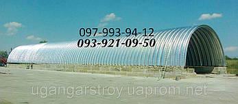 Строительство ангаров, складов, зернохранилищ, фото 3