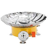 Плита газовая с пьезоподжигом и защитой от ветра SIGMA 2903511