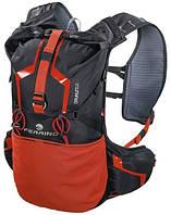 Практичный спортивный рюкзак 12 л. черный Ferrino Dry-Run 12 OutDry Black 924377