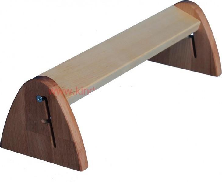 Подставка для ног регулируемая КИНД СИМПЛ О 102 (бук+береза)