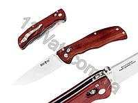 Складной нож GrandWay 601-1 (красное дерево)