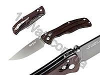 Складной нож GrandWay 601-3 (черное дерево)