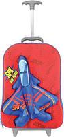Детский чемодан VGR Самолет TB-1203-R, красный