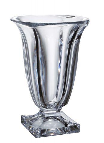 "Ваза стеклянная BOHEMIA ""MAGMA""  6037 (33 см)"