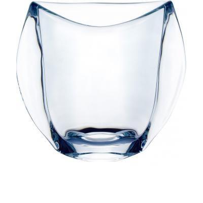 "Ваза стеклянная BOHEMIA ""Orbit""  7176 (31 см)"