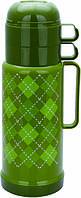 Термос Con Brio CB352 1000 мл пластиковый, зеленый
