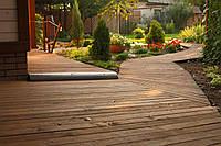 Палубная доска лиственница сибирская, толщина 30мм, сорт АВ