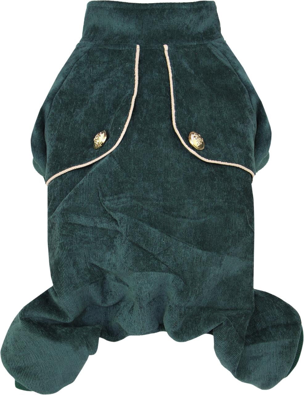 Комбинезон для животных Добаз, Dobaz Harold зеленый