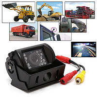 Камера заднего вида с ИК подсветкой для сельхозтехники